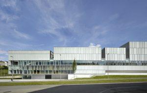 Auditorio de lugo paredes pedrosa arquitectos - Arquitectos lugo ...