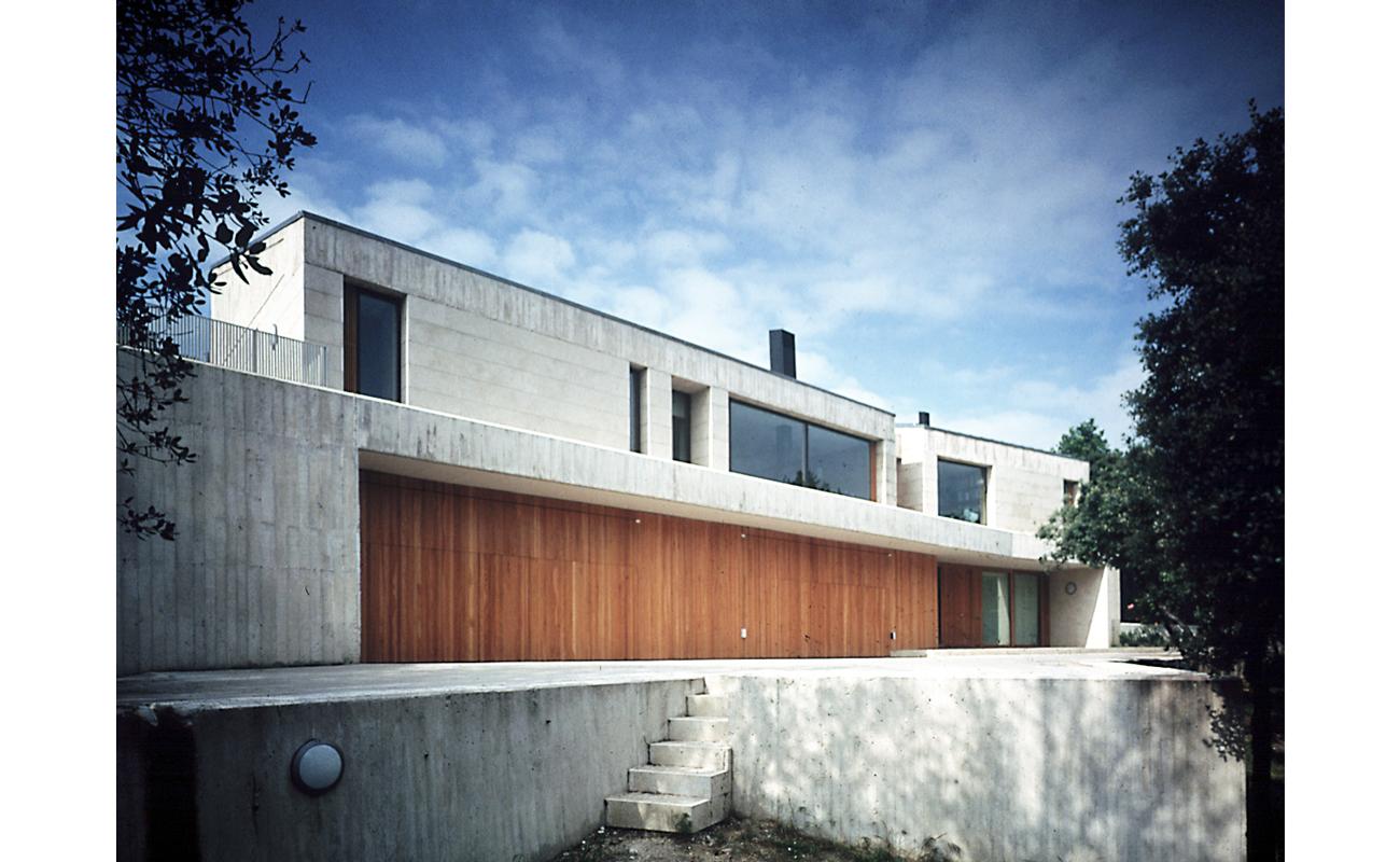 17 casa en madrid paredes pedrosa arquitectos - Arquitectos en espana ...