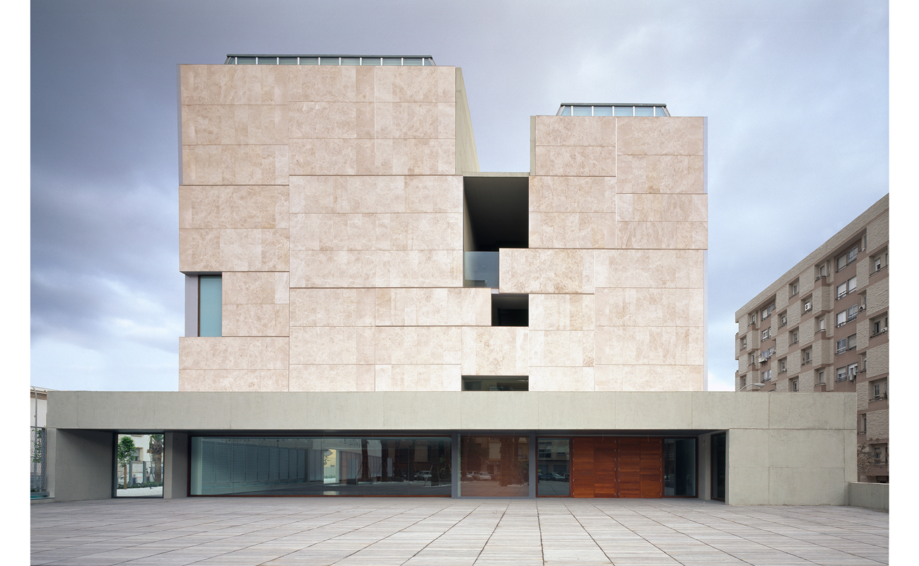 32 museo de almer a paredes pedrosa arquitectos - Arquitectos almeria ...