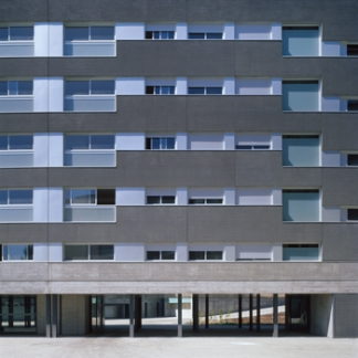 <p>63</p> <p>Social Housing in Pradolongo</p>
