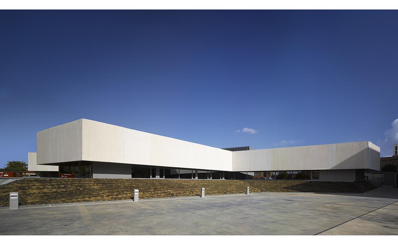 88 comisar a en sevilla paredes pedrosa arquitectos - Arquitectos de sevilla ...