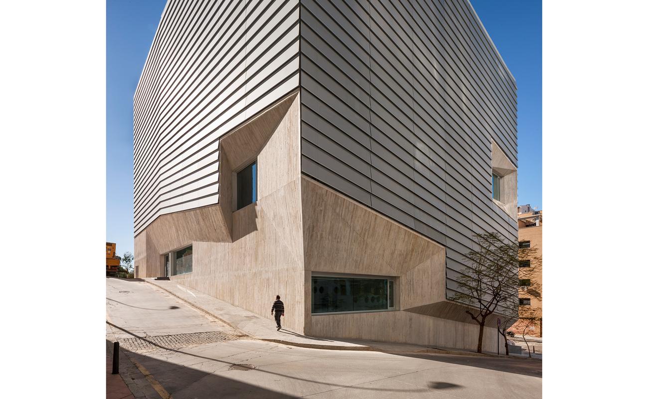 99 biblioteca p blica de ceuta paredes pedrosa arquitectos for Biblioteca arquitectura