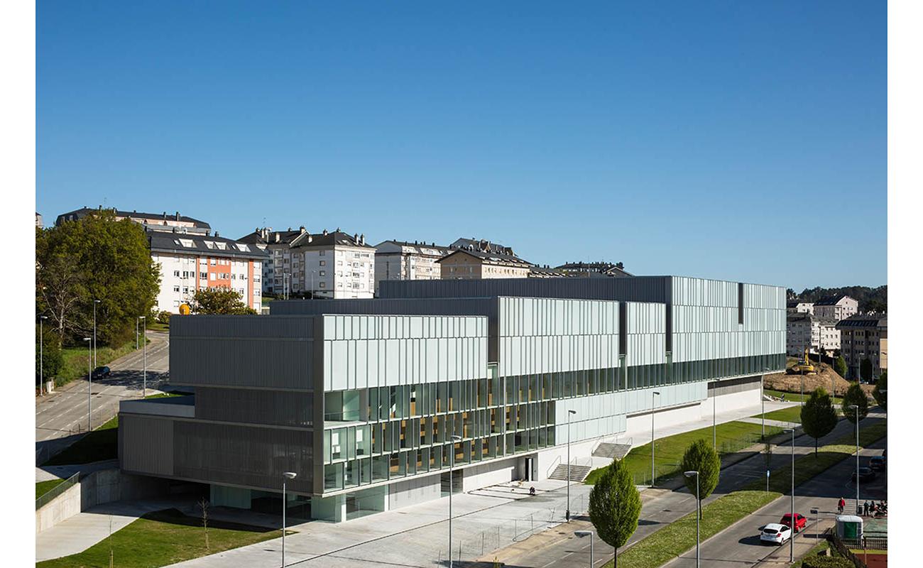 105 auditorio de lugo paredes pedrosa arquitectos - Arquitectos lugo ...