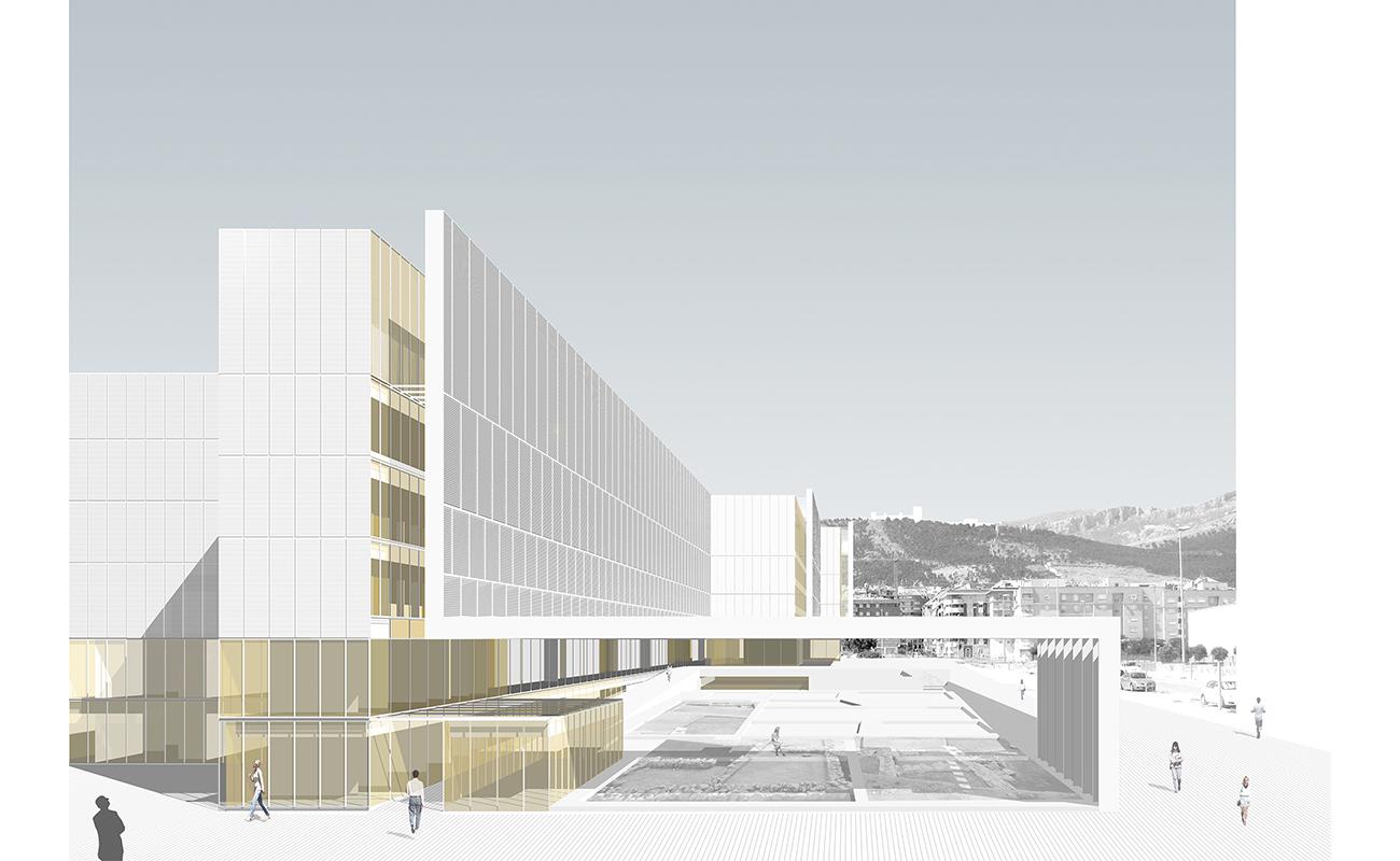 Arquitectos en jaen hgo oficina de concurso para la - Arquitectos en jaen ...