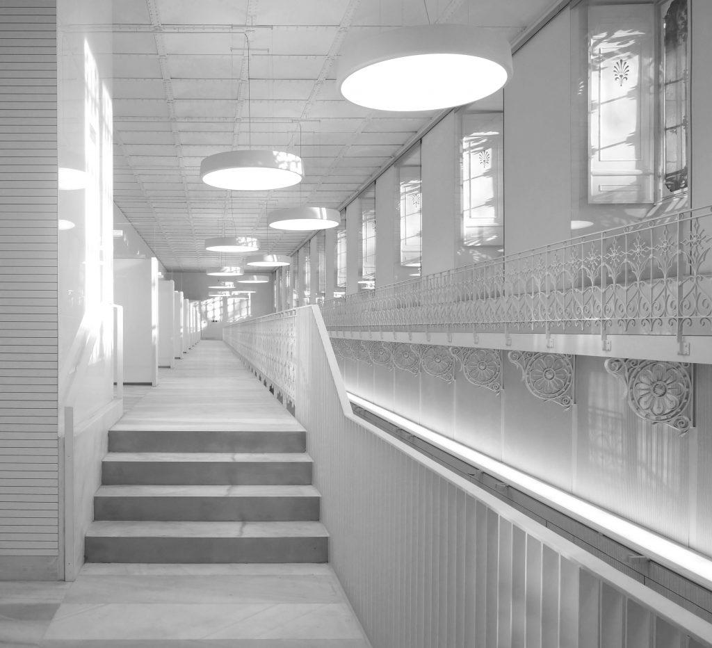 Banco De Espana Archivos Paredes Pedrosa Architects